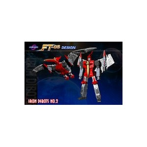 Fantoys FT-05T Soar (Dinobot Swoop G1) Red Version