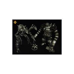 EXG-05S & EXG-06S Boss & Doublas 1901 AD Gothic Silver Color