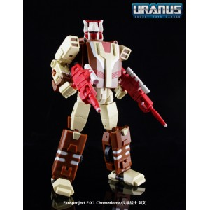 Fansproject Function X1 Headmaster No Chromedome