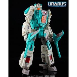 Fansproject Function X3 Headmaster Smartrobin No Brainstorm