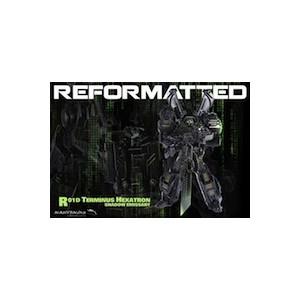 Mastermind Creation Reformatted R-01D Terminus Hexatron/Sixshot Shadow Emissary Version