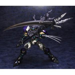 Fewture EXG-61 Shin Getter 1 & Getmachine Eagle CHANGING SET BLACK VER. / BLACK GETTER MODE