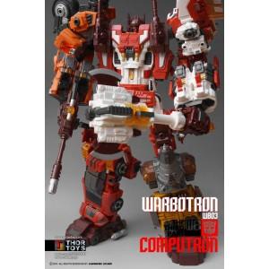 Warbotron WB03 Computron(Aperto per Controllo)