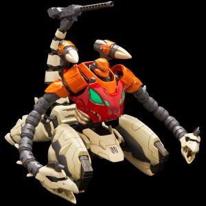 Sentinel Metamor-Force Dino Getter 3