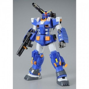 MG 1/100 Gundam Full Armor FA-78 Blue Version B-Premium