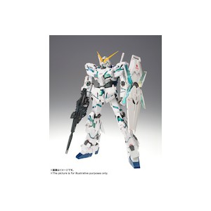 "#1012 RX-0 Gundam Unicorn ""Green Frame"""