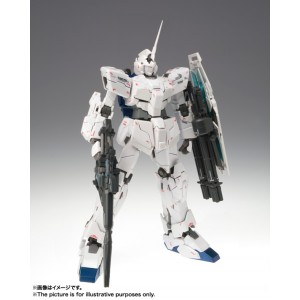1012 RX-0 Gundam Unicorn 'Green Frame'