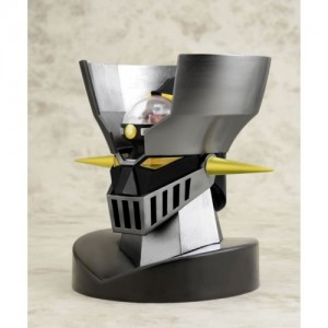 Evolution Toy Metal Action No. 03B Jet Pilder W/Mazinger Z Head Black Version