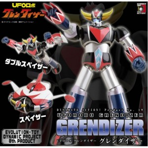 Evolution Toy Dynamite Action No.19 Ufo Robo Grendizer With Spacer