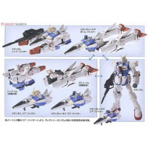 MG 1/100 Gundam Victory Ver.Ka.