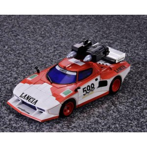 Takaratomy Transformers Masterpiece MP-23 Exhaust (Wheeljack Diaclone Marlboro)