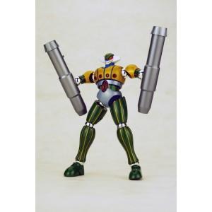 "Arcadia Koutetsu Jeeg With Pantheroid ""Metallic Color"" Exclusive Version"