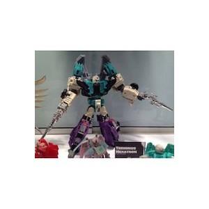 Mastermind Creation Reformatted R-01C Terminus Hexatron/Sixshot Continuum