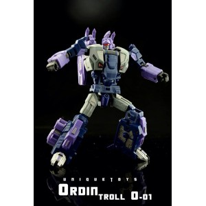 Unique Toys Ordin/Abominus Vol.1: O-01 Troll