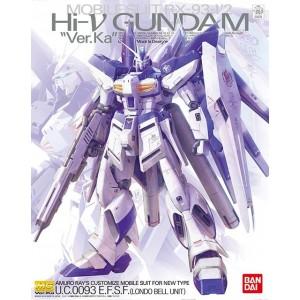 Bandai Gunpla Master Grade MG 1/100 Gundam Hi Nu Ver. Ka