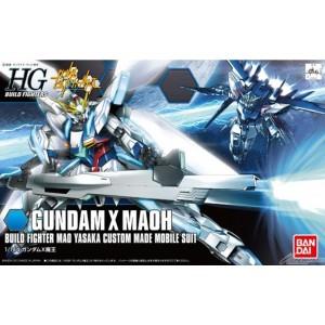 Bandai Gunpla High Grade  HGBF 1/144 Gundam X Maoh