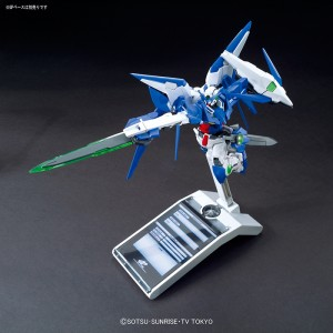 HGBF 1/144 Build Fighter Gundam Exia Amazing
