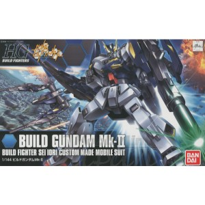 HGBF 1/144 Build Fighter Gundam Build MK-II