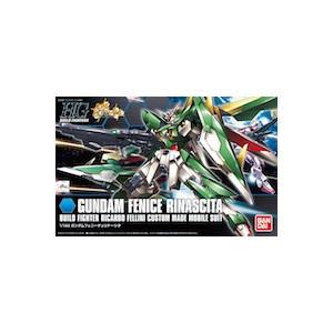 Bandai Gunpla High Grade HGBF 1/144 Gundam Fenice Rinascita