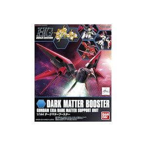 HGBC 1/144 Build Custom Dark Matter Booster for Exia