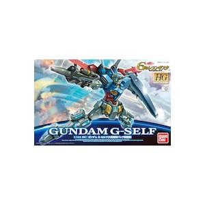 HG 1/144 Gundam G-Self