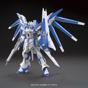 HGBF 1/144 Build Fighter Gundam Hi Nu Vrabe