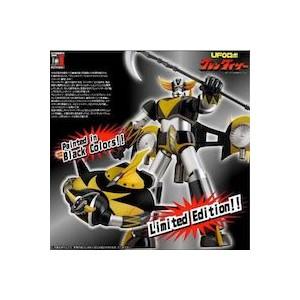 Evolution Toy Dynamite Action No.19 Uforobo Grendizer With Spacer 'Black Version'