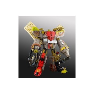 Maketoys Citybot 01 Armageddon Add Kit + Platinum Series Omega Supreme CNY
