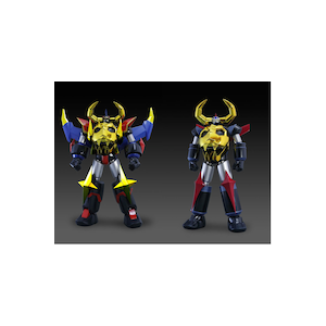 Evolution Toy Dynamite Action No.15: The Legend Of Daiku Maryu Gaiking: Gaiking The Great 'Miyazawa Plated Version'