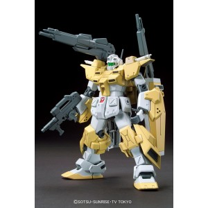 Bandai Gunpla High Grade  HGBF 1/144 Powered GM Cardigan