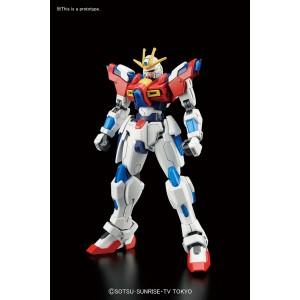 Bandai Gunpla High Grade HGBF 1/144 Gundam Build Burning Try