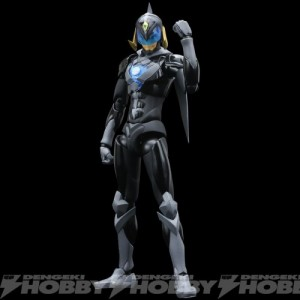 Sentinel Tatsunoko Heroes Fightingear: Hurricane Polymar 'Black Version' Limited 999