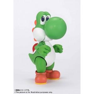 Bandai S.H.Figuarts Super Mario: Yoshi