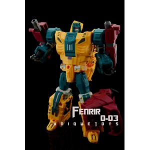 Unique Toys Ordin/Abominus Vol.3: O-03 Fenrir