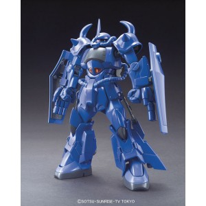 HGBF 1/144 Build Fighter Gouf R35