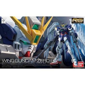 Bandai Gunpla Real Grade RG 1/144 Gundam Wing Zero Custom