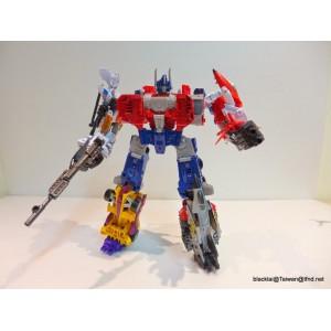 Combiner Wars Serie 1: Optimus Prime Voyager Class
