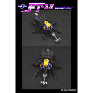 Fantoys FT-12 Granadier Aka Insecticon Bombshell