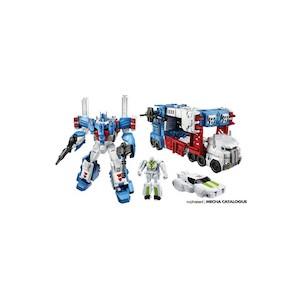 Combiner Wars Serie 3: Ultra Magnus Leader Class