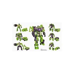 Combiner Wars Serie 4: Devastator Titan Class Gift Set