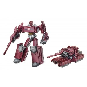 Combiner Wars Serie 3: Warpath Legend Class