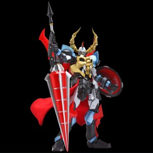 Sentinel Metamor-Force Gaiking The Knight