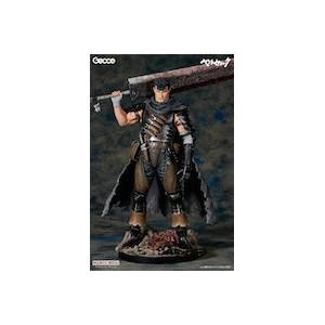 Gecco 1/6 Berserk Guts The Black Swordman PVC Figure