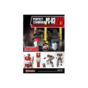 Perfect Effect PC-03 Combiner Wars Upgrade for Superion