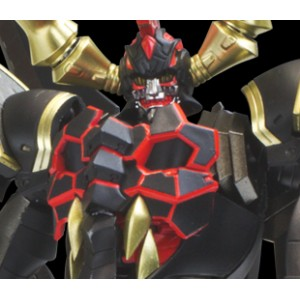 Sentinel Metamor-Force Gaiking The Knight 'Face Open' Limited Version
