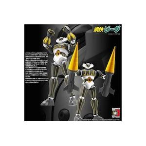 "Evolution Toy Dynamite Action No.20: Kotetsu Jeeg ""Black Version"""
