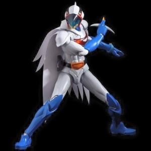 Sentinel Tatsunoko Heroes Fightingear: Gatchaman 1 G1 Ken L'aquila
