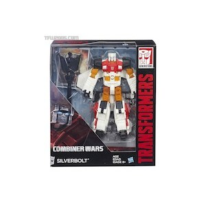 Combiner Wars Serie 1: Silverbolt Voyager Class