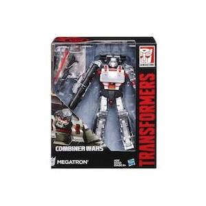 Combiner Wars Serie 2: Megatron Leader Class