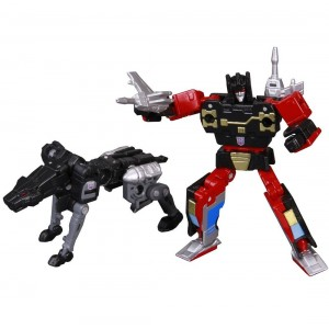 Takaratomy Transformers Masterpiece MP-15 Rumble & Jaguar/Ravage